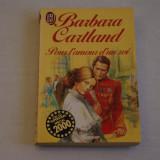 Pour l'amour d'un roi - Barbara Cartland - Paris - 1984 - Carte in franceza
