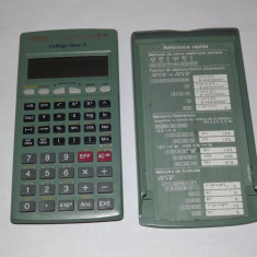 Calculator stiintific Casio FX-92 College New+ - Calculator Birou