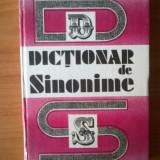 u7 Gh. Bulgar - Dictionar de sinonime