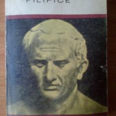 U9 Marcus Tullius Cicero - Filipice - Roman, Anul publicarii: 1972