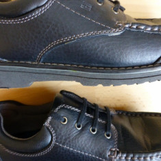 Pantofi originali Tommy Hilfiger, piele naturala; marime 38 (24.2 cm talpic), Tommy Hilfiger