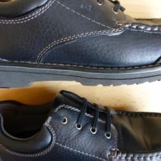 Pantofi originali Tommy Hilfiger, piele naturala; marime 38 (24.2 cm talpic) - Pantofi barbat Tommy Hilfiger, Culoare: Din imagine