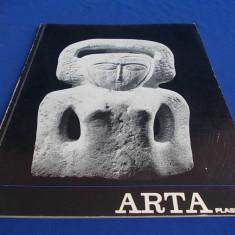 REVISTA ARTA PLASTICA * ANUL XIII * NR.12 * 1966 ( PIRVU MUTU * IORGULESCU YOR * SPECIFIC NATIONAL * CORNELIU BABA )