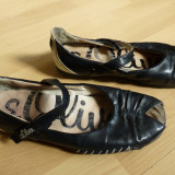 Sandale / pantofi S. Oliver; marime 39 (24.7 cm talpic interior) - Sandale dama, Culoare: Din imagine