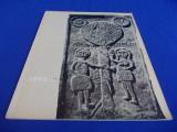 REVISTA ARTA PLASTICA * ANUL XIV * NR.6 * 1967 ( CATUL BOGDAN * EFTIMIE MODILCA * ARHITECTURA ROMANEASCA MODERNA * STELELE FUNERARE DE LA SCHEIA )
