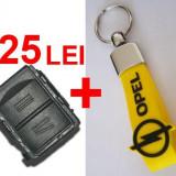 Carcasa Fata Telecomanda Cheie Corsa C Combo C, Opel, CORSA C (F08, F68) - [2000 - 2006]