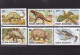 Romania ,animale preistorice  ,nr lista 1319.