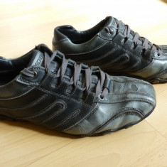 Adidasi Skechers Relaxed Step, piele naturala; marime 43 (27.5 cm talpic) - Adidasi barbati Skechers, Culoare: Din imagine