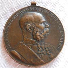 Medalie Franc Iosef Signum Memoriae