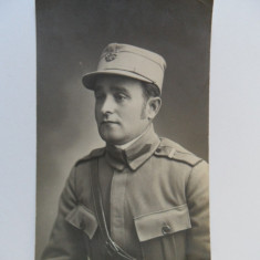 FOTOGRAFIE SUBOFITER ROMAN WW I - Fotografie veche
