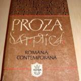 PROZA SATIRICA ROMANA CONTEMPORANA, Anul publicarii: 1982