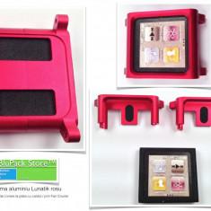 Carcasa rosu red rama aluminiu pentru Lunatik iPod Nano 6th generation carcasa, Altele