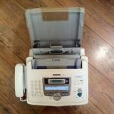 Fax laser Panasonic KX-FL613FX - Multifunctionala Panasonic, DPI: 600, Retea