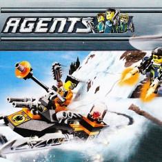 LEGO 8631 Mission 1: Jetpack Pursuit - LEGO Classic