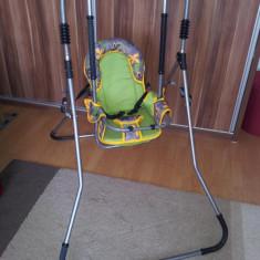 Leagan pentru copii 6 luni - 2 ani - Balansoar interior, Altele, Verde
