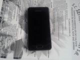 SAMSUNG GALAXY S ADVANCE S5570 APROAPE IMPECABIL - TRIMIT CU VERIFICARE, 8GB, Negru, Neblocat