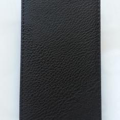 Husa Eleganta TOC FLIP Piele ALLVIEW P5 Quad + Folie Protectie Display CADOU - Husa Telefon
