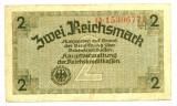 GERMANIA 2 REICHSMARK PERIOADA 1938-1944 STARE FOARTE BUNA