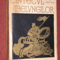 Cantecul Nibelungilor repovestita de Adrian Maniu - Roman, Anul publicarii: 1958