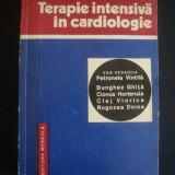 PETRONELA VINTILA - TERAPIE INTENSIVA IN CARDIOLOGIE {1975}