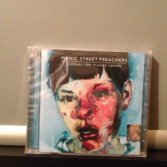 MANIC STREET PREACHERS - JOURNAL FOR PLAGUE LOVERS (2009/SONY) - cd nou/sigilat - Muzica Rock sony music