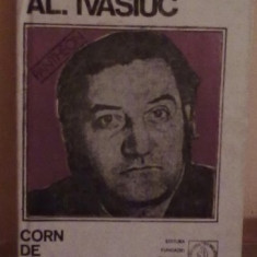 A Ivasiuc Corn de vanatoare EFCR 1991 - Roman