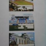 Lot 3 abonamente CSM Rm.Valcea (sezon 2011-2012) - Program meci