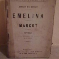 Alfred de Musset - Emelina Margot - Roman