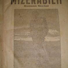 Hugo, V. - MIZERABILII - Carte veche