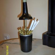Port tigari sticla URSS anii 70
