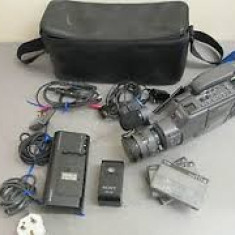 Camera sony - Baterie Camera Video