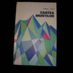 Virgil Ludu, Cartea muntilor - Carte Geografie
