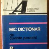 u3 Silviu Constantinescu - Mic dictionar de cuvinte perechi