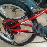 Bicicleta ( 20')cu suspensie fata/spate Nou sigilat