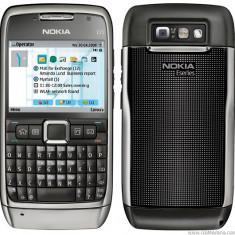 Nokia E71 - NECESITA ECRAN - Telefon mobil Nokia E71, Gri, Neblocat