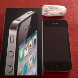 Vand iPhone 4 32GB Black in stare impecabila, cu toate accesoriile!