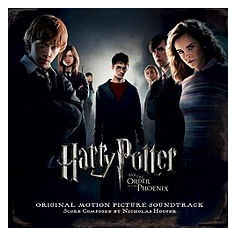 Harry Potter and the Order of the Phoenix OST soundtrack by Nicholas Hooper - Muzica soundtrack warner, CD
