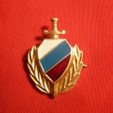 Insemn Sapca STB (fostul KGB), h= 3 cm