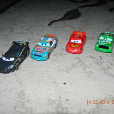 Mașinuțe Cars - Masinuta Mattel, 4-6 ani, Metal, Baiat