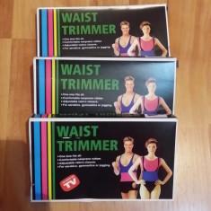 Centura neopren Waist Trimmer reglabila pentru slabit / brau / centura lombara - Echipament Fitness