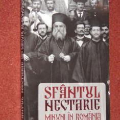Sfantul Nectarie - Minuni in Romania - Carti ortodoxe