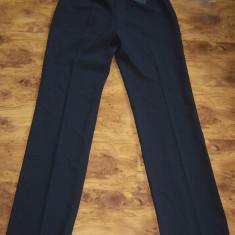 Pantaloni eleganti, office, MADE IN ITALY noi, cu sigiliu, marimea XS/S superbi - Pantaloni dama Made in Italia, Marime: S, Culoare: Din imagine, Lungi