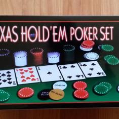 Set Poker 200 piese - Poker chips