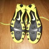 Fotbal / Ghete - Ghete fotbal Nike, Marime: 40, Negru, Copii