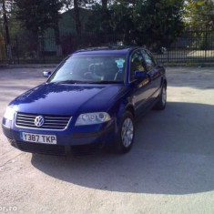 Dezmembrez orice piese de VW Passat 1.9 TDI an 2002 - Dezmembrari Volkswagen