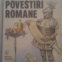 POVESTIRI ROMANE DE DOINA RODINA-HANU, EDITURA ALBATROS 1990 - Carte de povesti