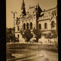 RPR - Oradea - Biblioteca regionala - Carte Postala Crisana dupa 1918
