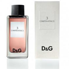 Dolce Gabbana L Imperatrice 3 Made in France - Parfum femeie Dolce & Gabbana, Apa de toaleta, 100 ml