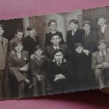 fotografie veche - grup de elevi - 1942 !!!