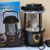 Lampa ( Felinar )  Cu Acumulator si Incarcare Priza Led Light